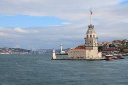 "LEANDER'S TOWER/ ONE OF ""TOP TEN -ISTANBUL MUST SEE "" .click to see the rest."