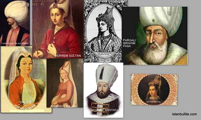 реальные портреты султана сулеймана и его семьи померить
